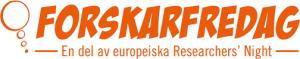 Forskarfredag logotyp